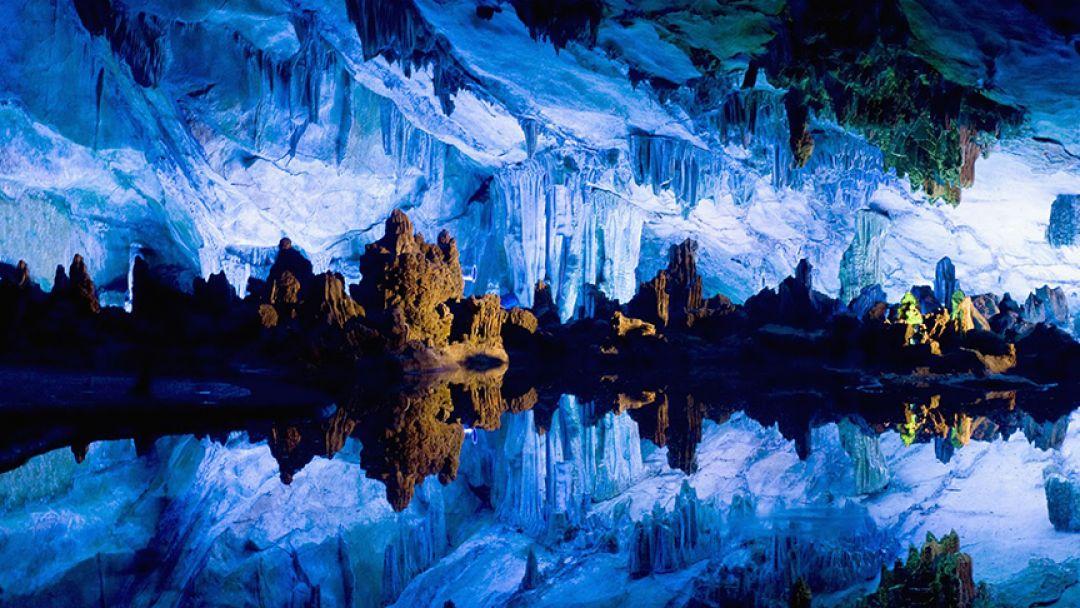 Ледяные дворцы пещер - фото 3