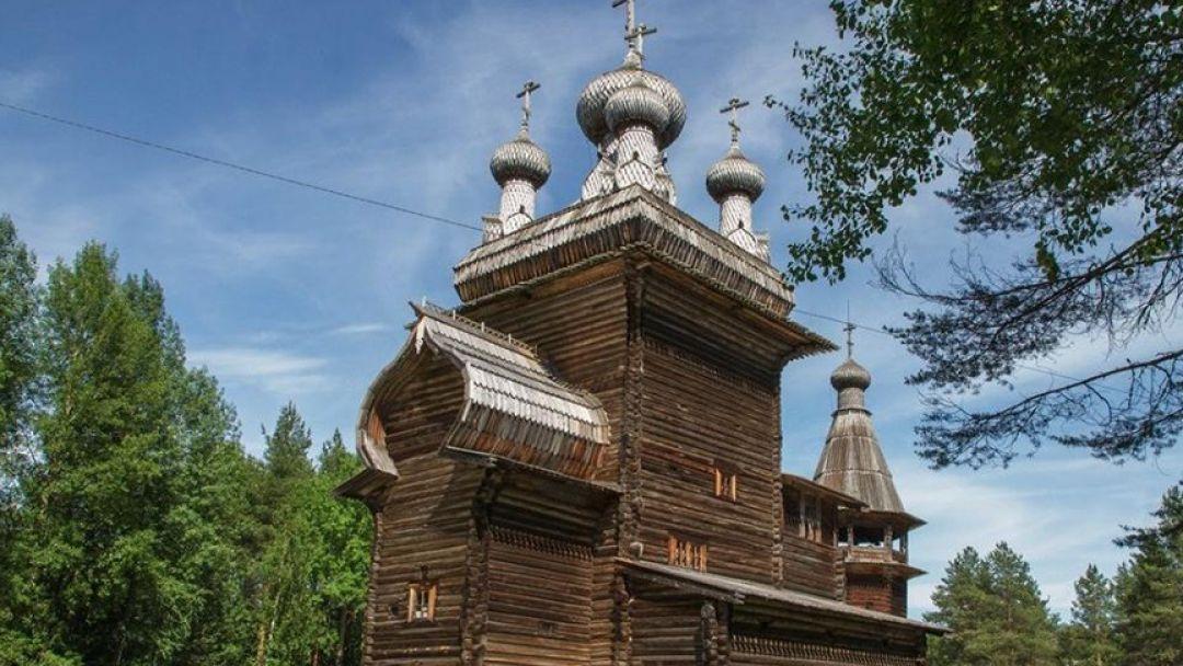Холмогоры - родина Ломоносова - фото 2