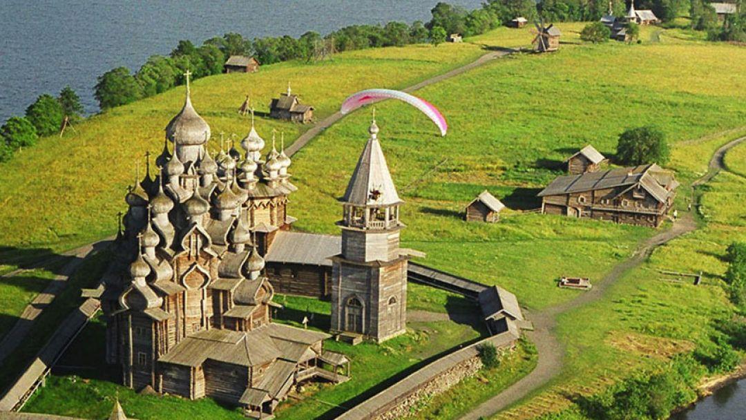 Oстров-музей Кижи - фото 3