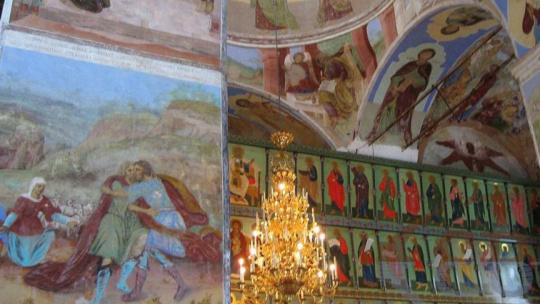 Рождественская поездка в монастырь Александра Свирского - фото 3