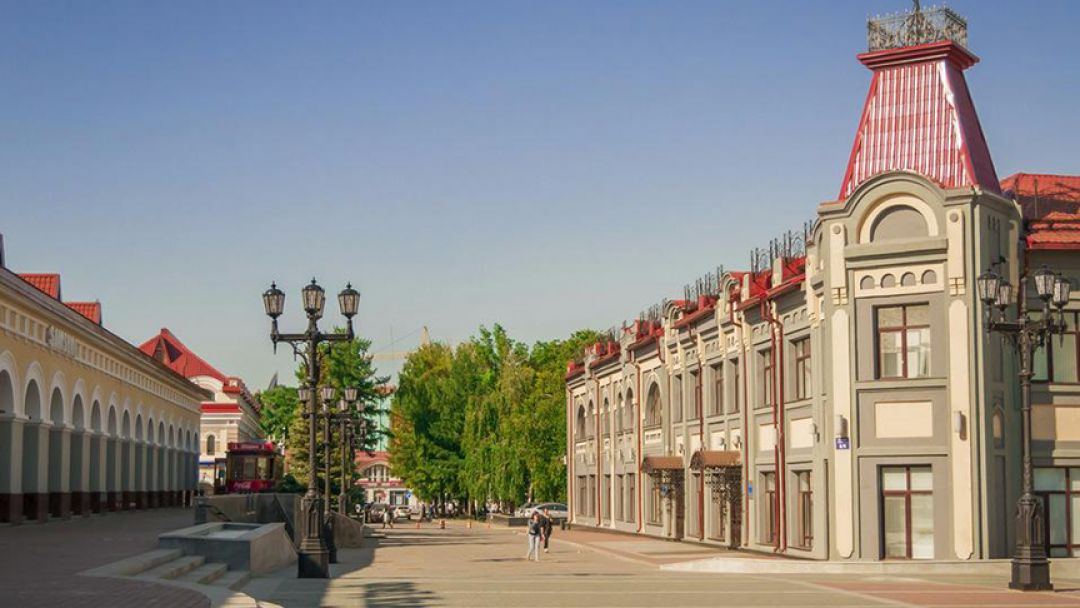 Золотой город - фото 1