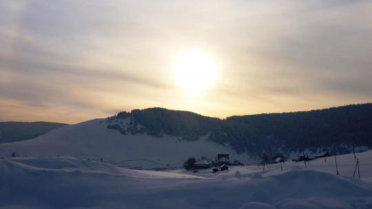Экскурсия Снежный Крака, тур на 7 дней по Уфе