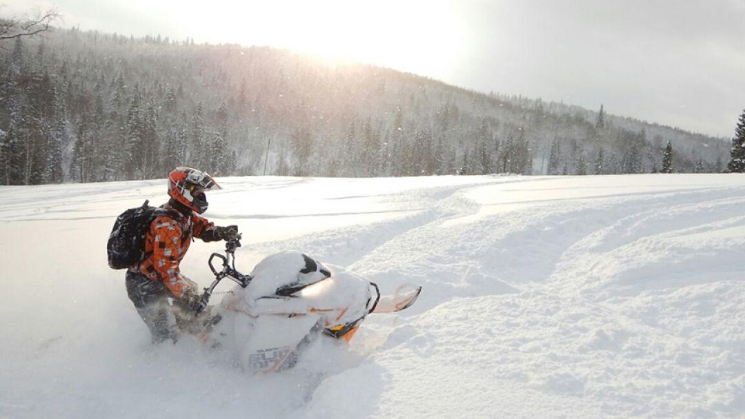 Покорение уральских вершин на снегоходе, тур на 3 дня - фото 3