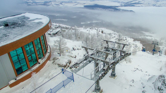 Экскурсия Горная Башкирия (зима), тур на 6 дней по Уфе