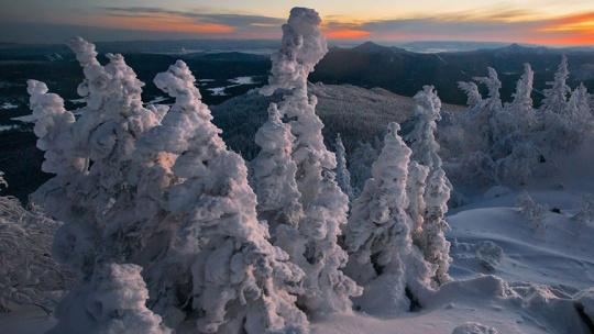 Экскурсия В гости, в Башкирию (зима), тур на 7 дней по Уфе
