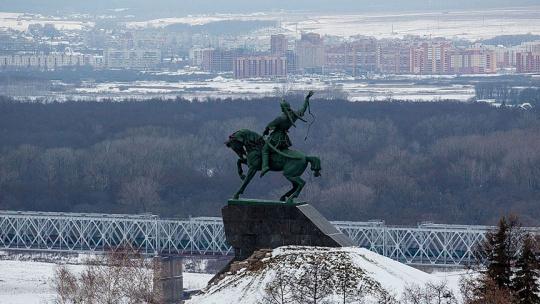 Экскурсия Заповедная Башкирия (зима), тур на 5 дней по Уфе