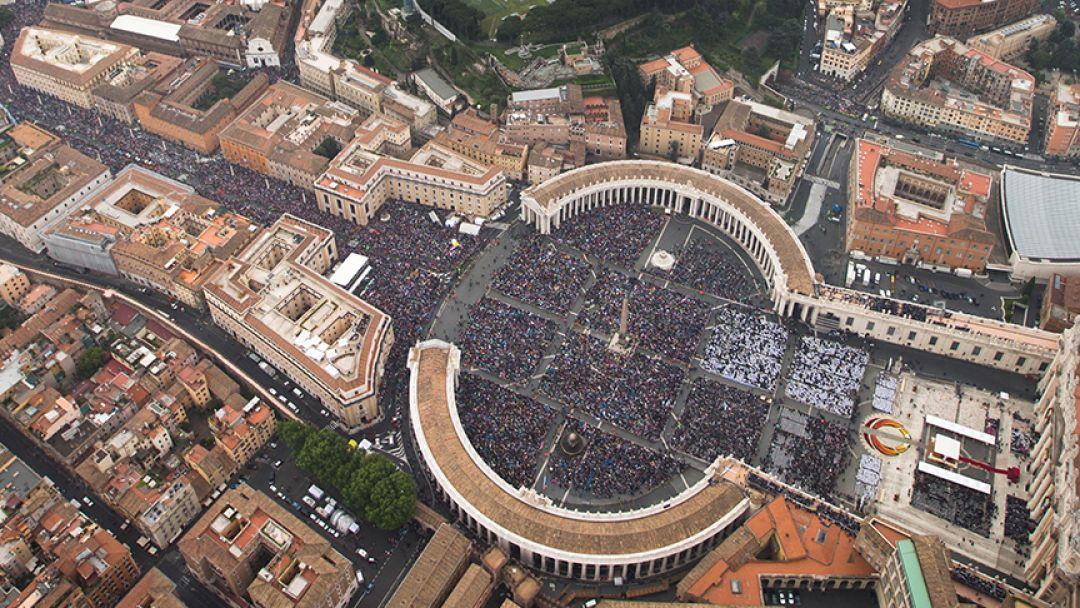 Первый раз в Ватикане - фото 2
