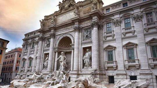 Экскурсия Рим транзитом по Риму