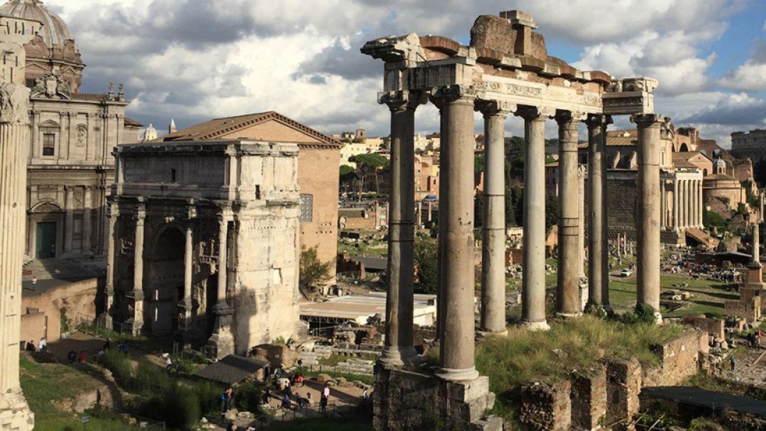 Рим транзитом - фото 2