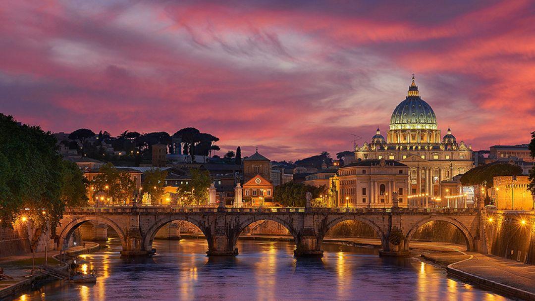Вечерняя экскурсия по Риму