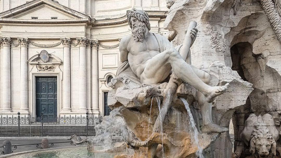 Рим от Возрождения до Барокко