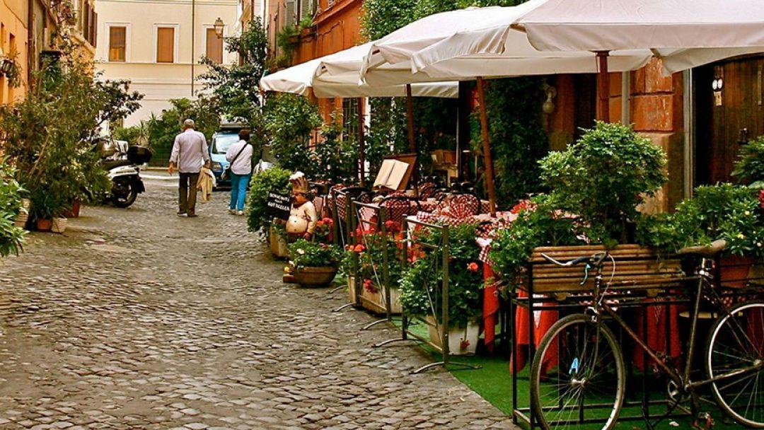 Трастевере,  Тиберина И Римское гетто - фото 2