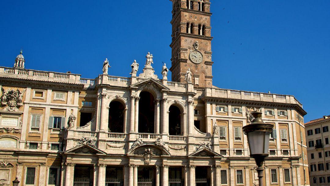 Великие Базилики Рима - фото 2