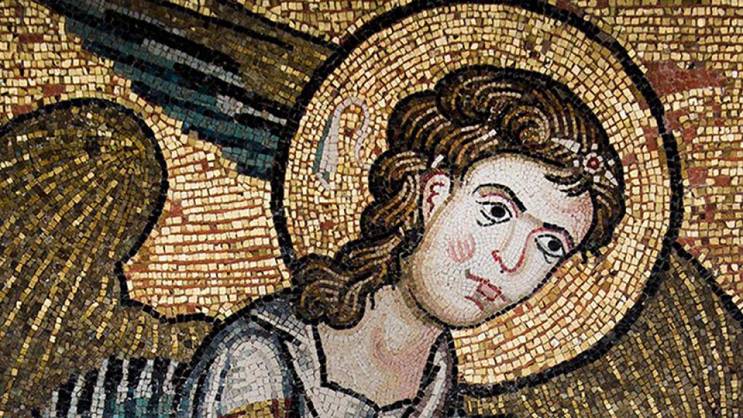 Средневековые Христианские мозаики в Риме - фото 1