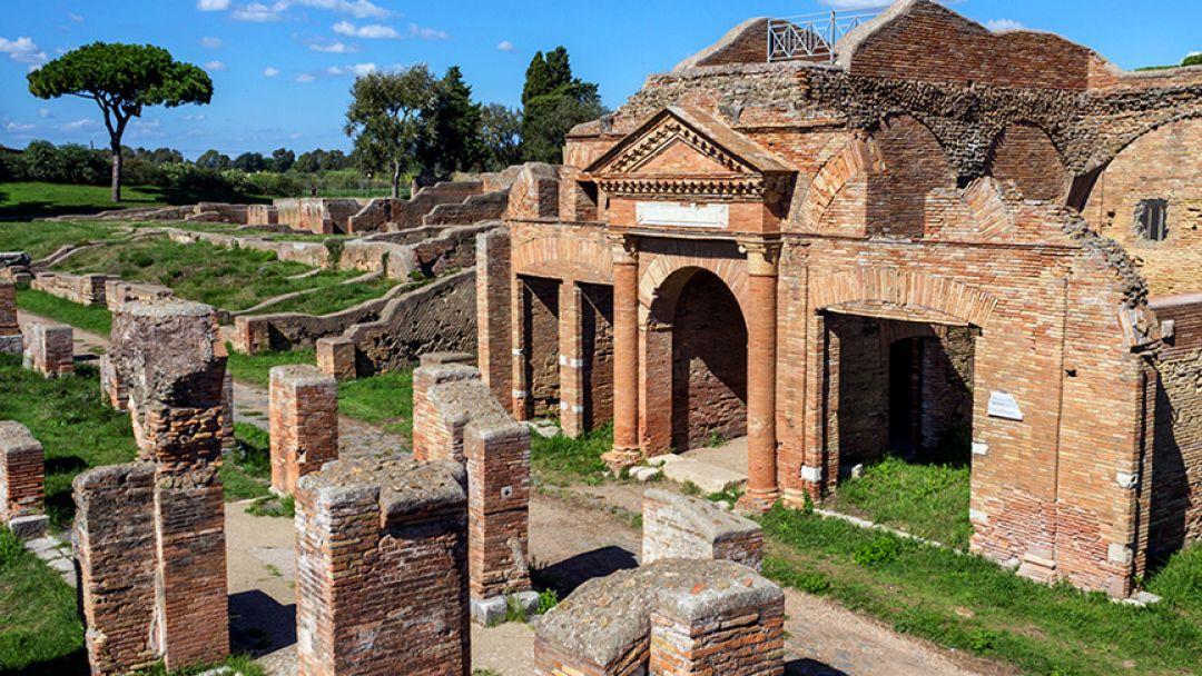 Римские Помпеи - Античная Остия - фото 1