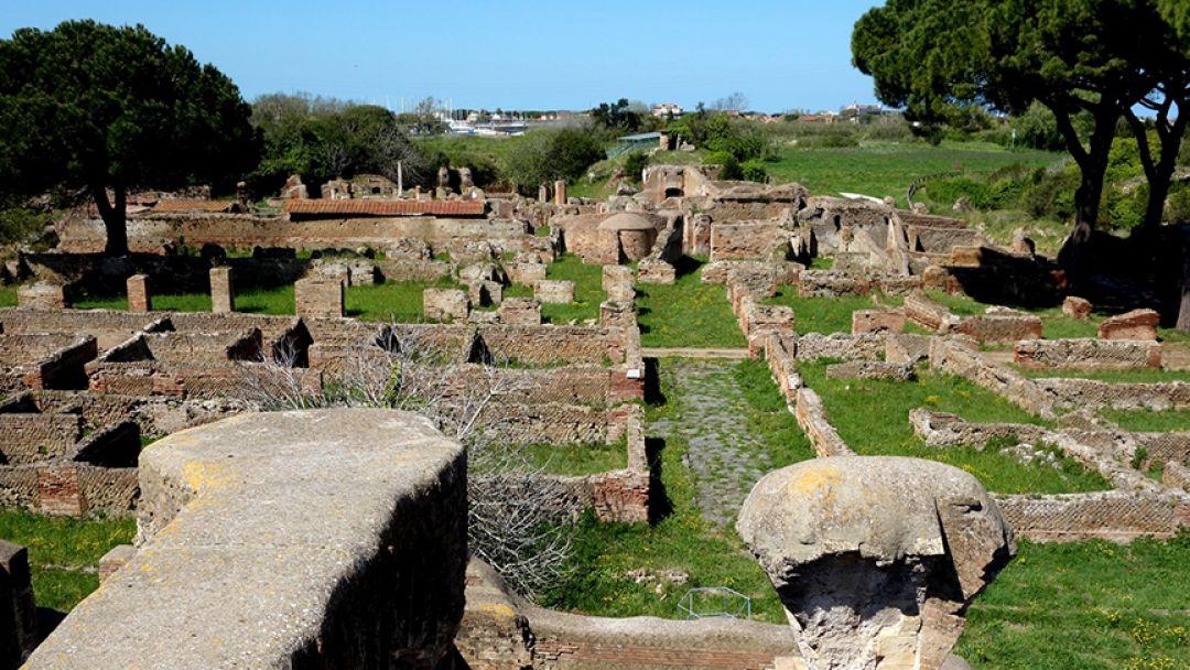 Римские Помпеи - Античная Остия - фото 2