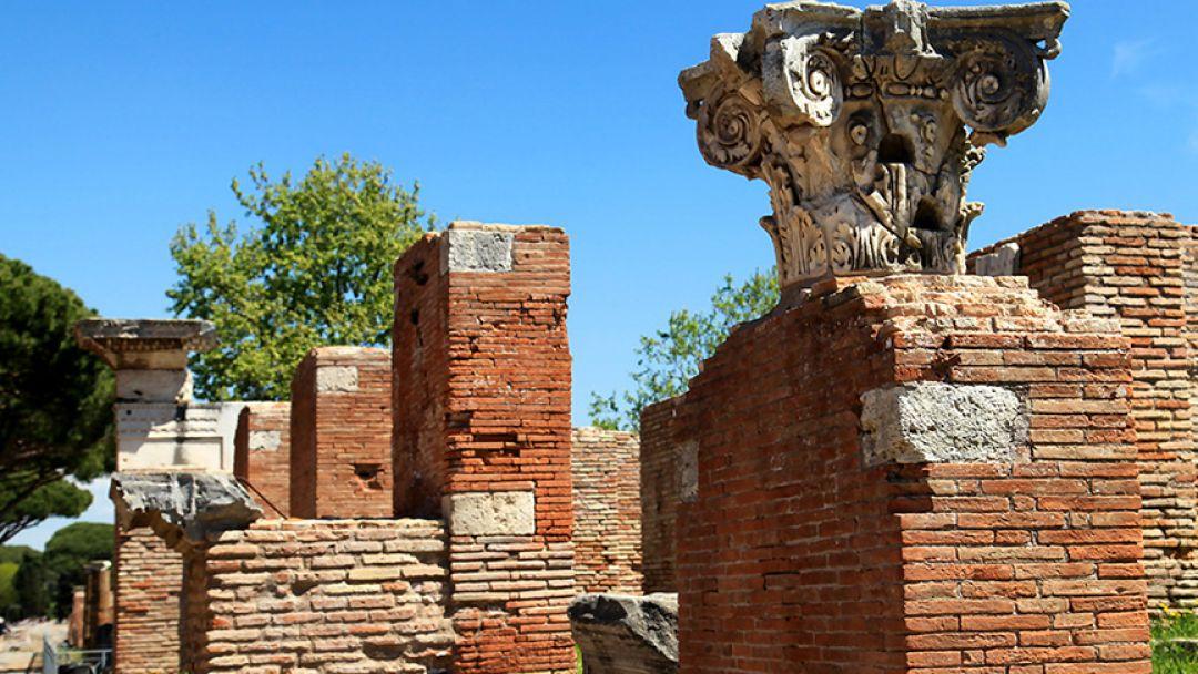 Римские Помпеи - Античная Остия - фото 3
