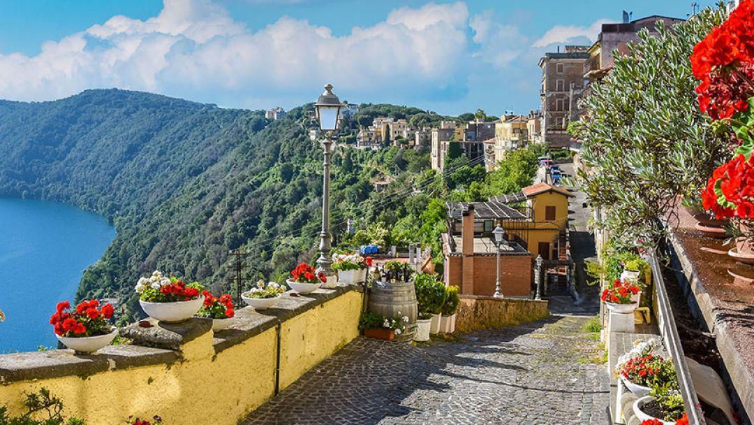 Нэми и Кастель Гандольфо - Великолепная экскурсия в пригороды Рима - фото 1