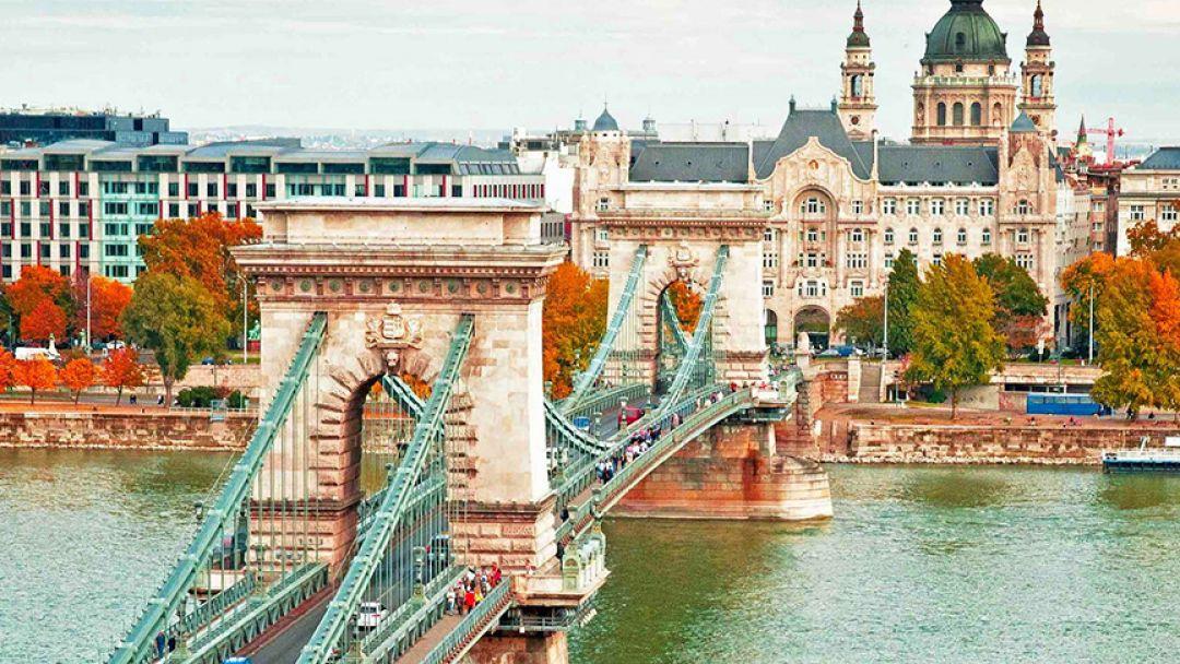 Классическая обзорная по Будапешту - фото 1