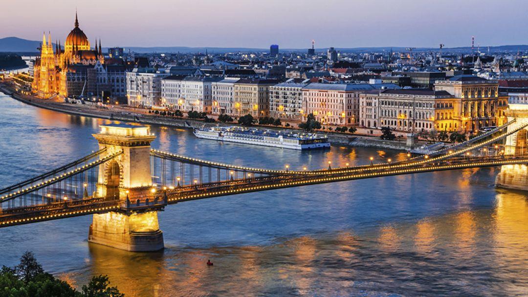 Экспресс экскурсия по Будапешту - фото 2