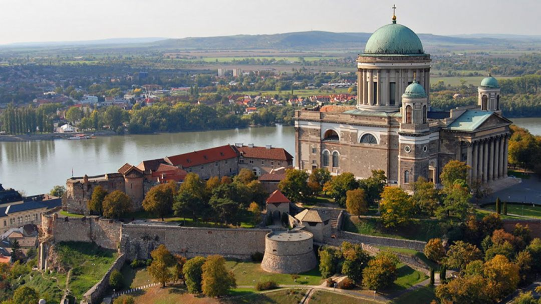 Излучина Дуная в Будапеште