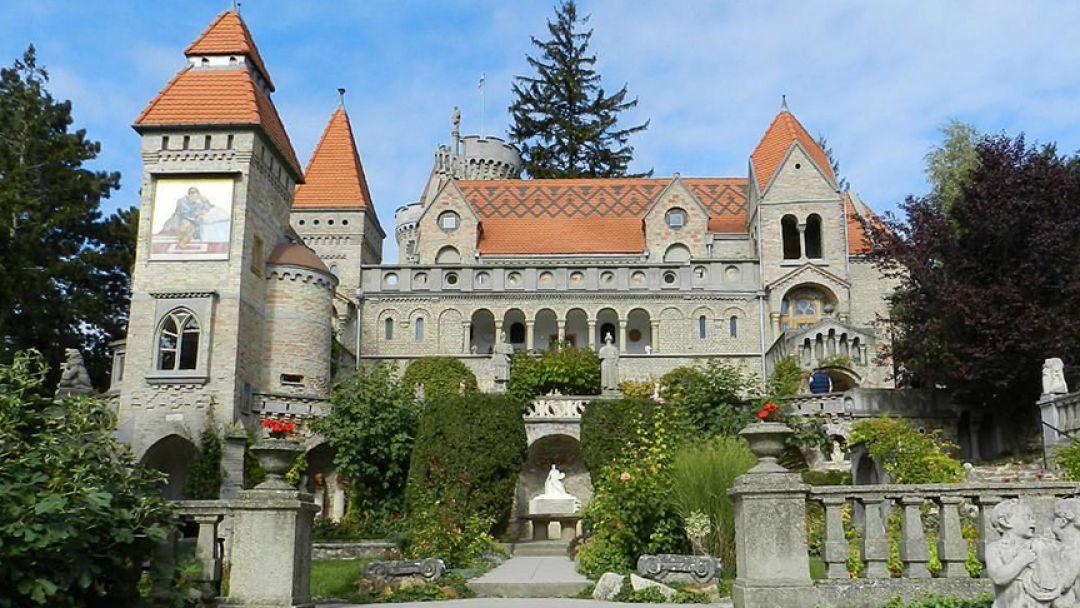Секешфехервар и Замок Вечной Любви - фото 2