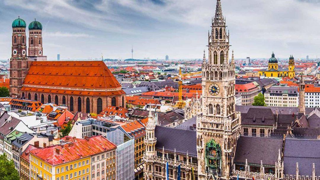Обзорная пешеходная экскурсия по Мюнхену