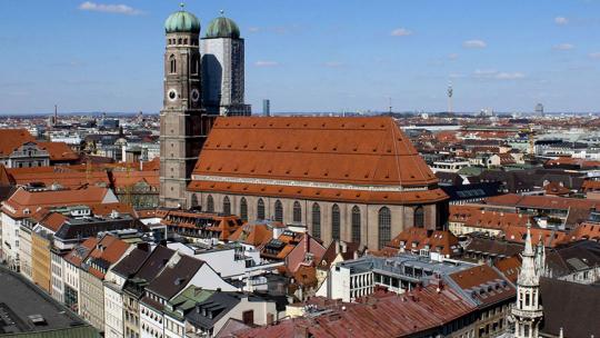 Экскурсия Автомобильно-пешеходная экскурсия по Мюнхену по Мюнхену