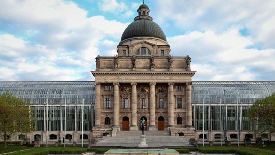 Экскурсия Мюнхен – столица тайных обществ по Мюнхену