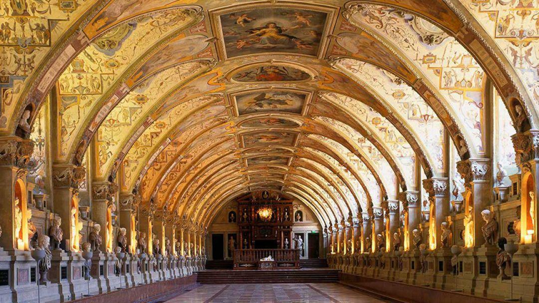 Мюнхенская резиденция - бывший дворец королей Баварии - фото 2