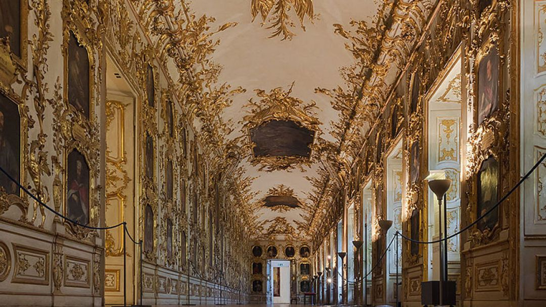 Мюнхенская резиденция - бывший дворец королей Баварии - фото 3