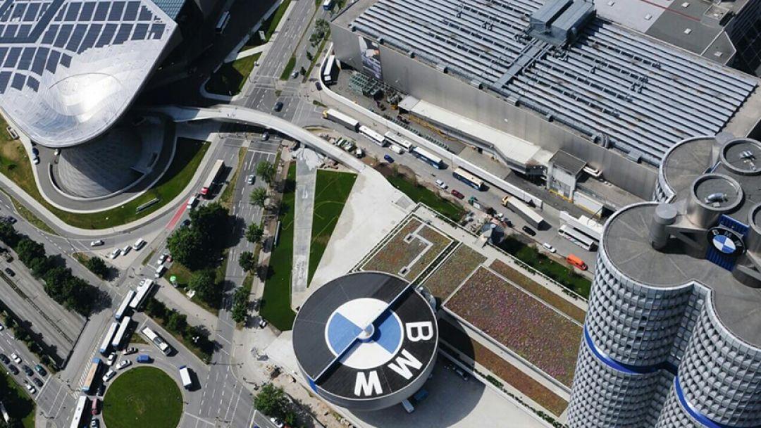 Олимпийская башня и музей BMW - фото 2