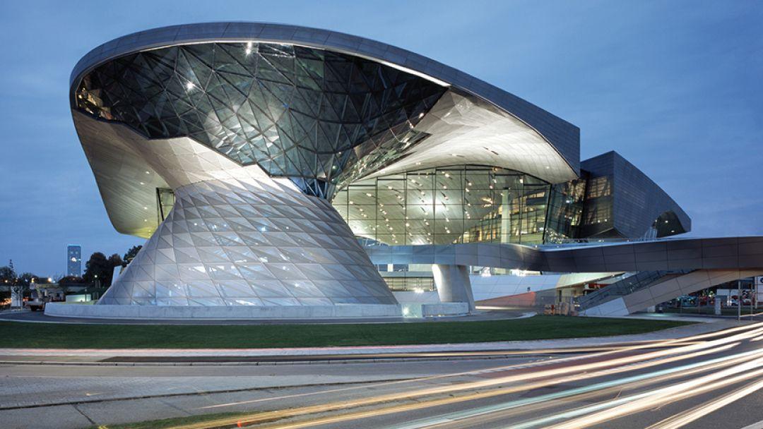 Олимпийская башня и музей BMW - фото 3