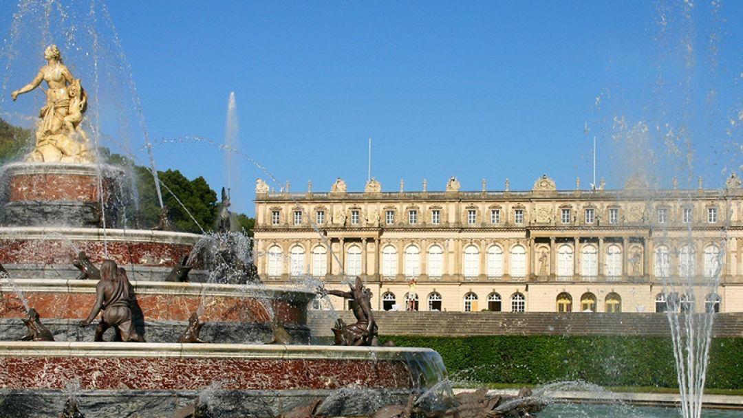 Замок Баварский Версаль - Херренкимзее - фото 2