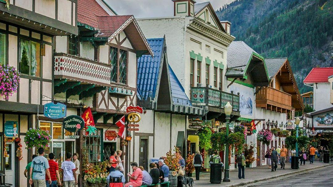 Баварская деревня – люди, горы, блюда и напитки баварцев - фото 2