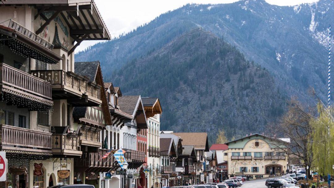 Баварская деревня – люди, горы, блюда и напитки баварцев - фото 3