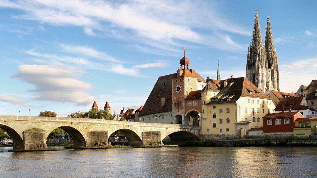 Регенсбург - древняя столица Баварии - фото 1