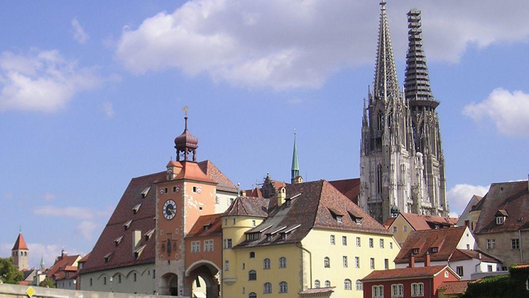 Регенсбург - древняя столица Баварии - фото 2