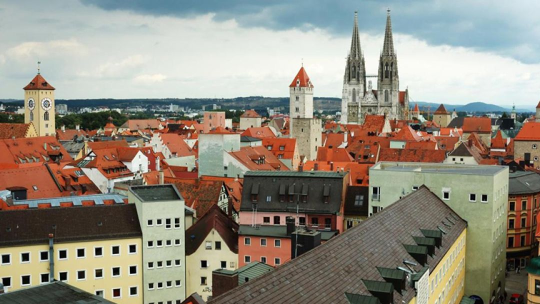 Регенсбург - древняя столица Баварии - фото 3