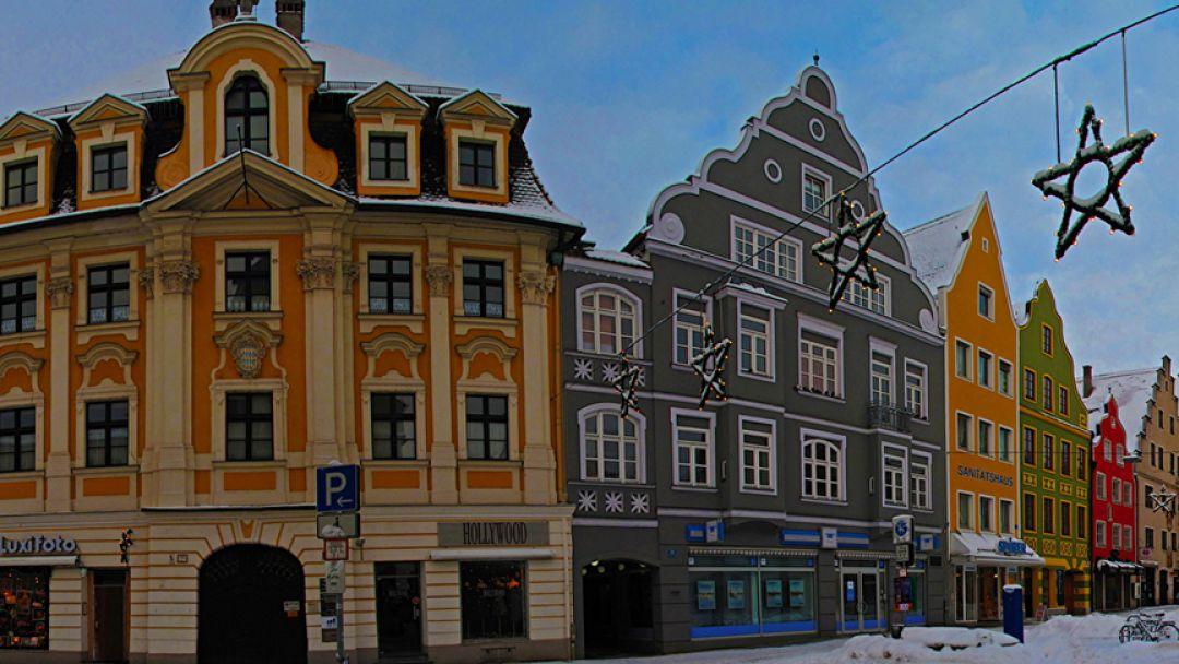 Ингольштадт - музей Ауди и музей армии - фото 1