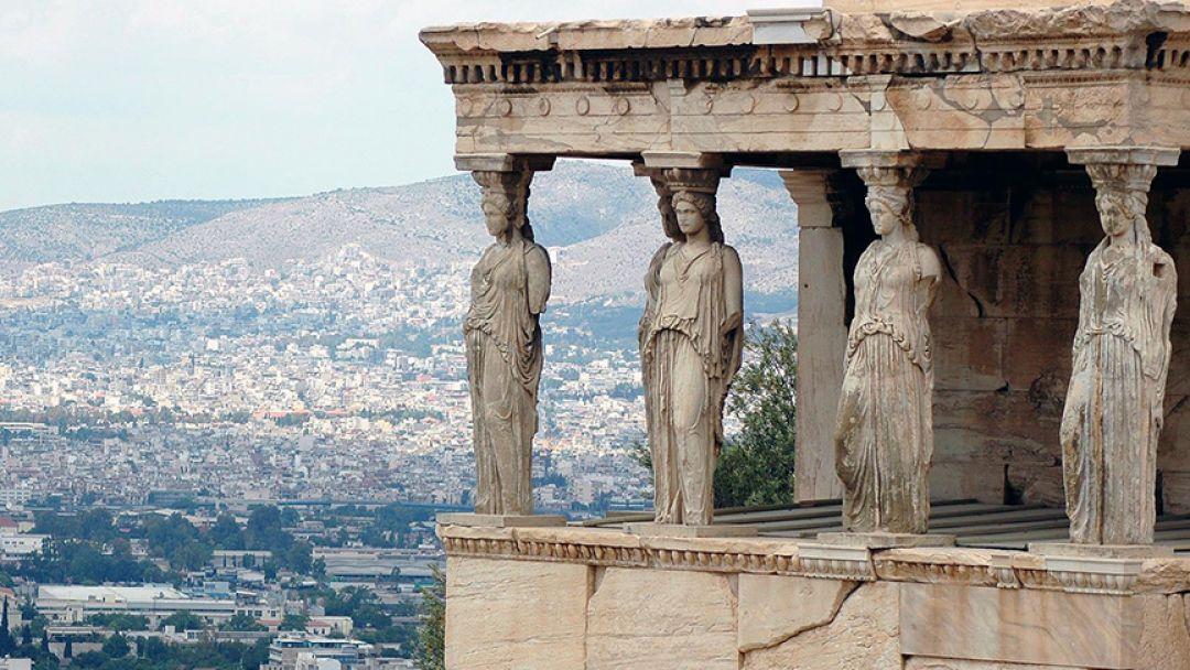 Женский вопрос в Древней Греции - фото 1