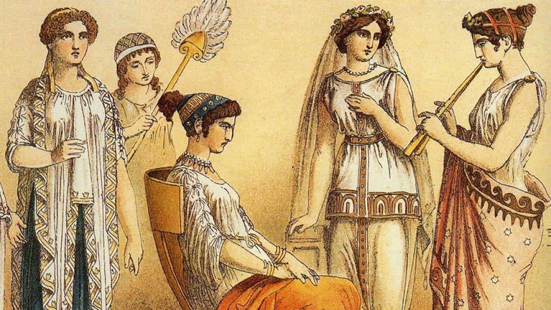 Женский вопрос в Древней Греции - фото 3