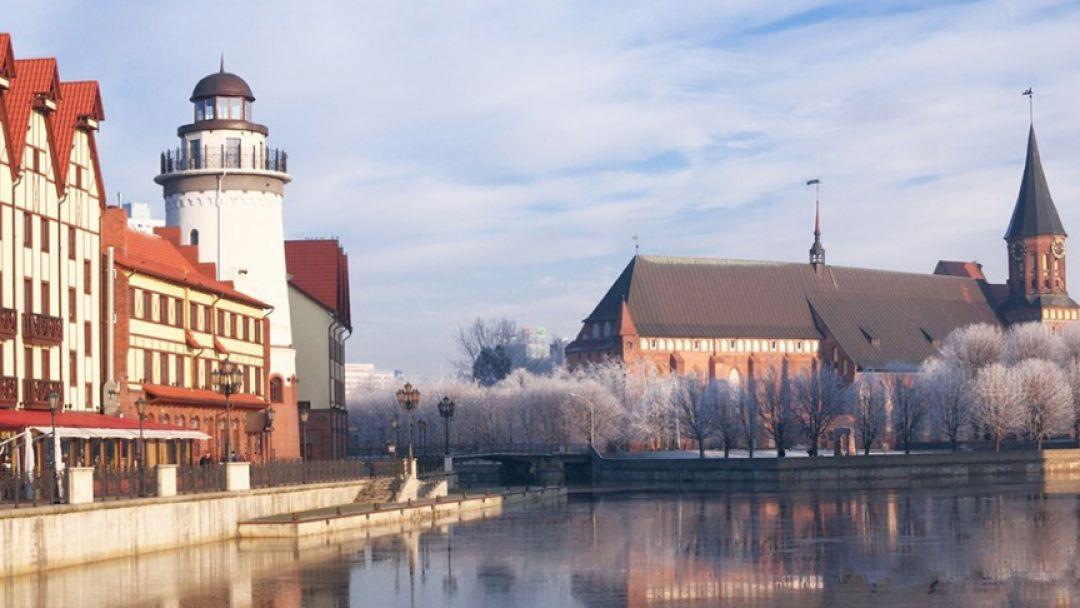 Старый Кёнигсберг. Индивидуальная экскурсия на автомобиле в Калининграде