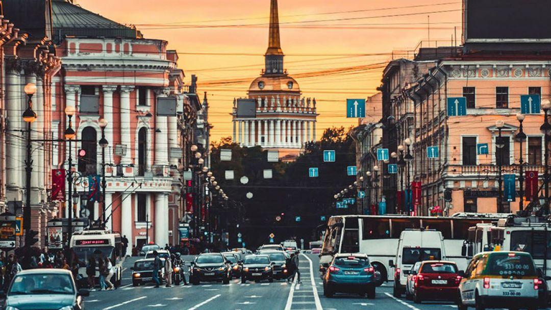 Обзорная по Петербургу - фото 3