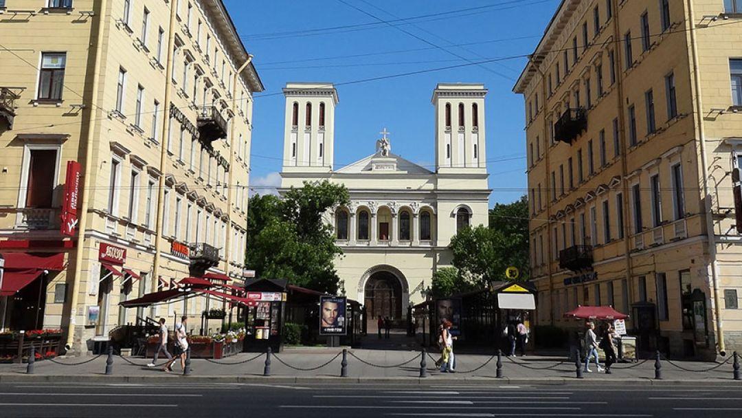 Инославные храмы Невского проспекта - фото 2