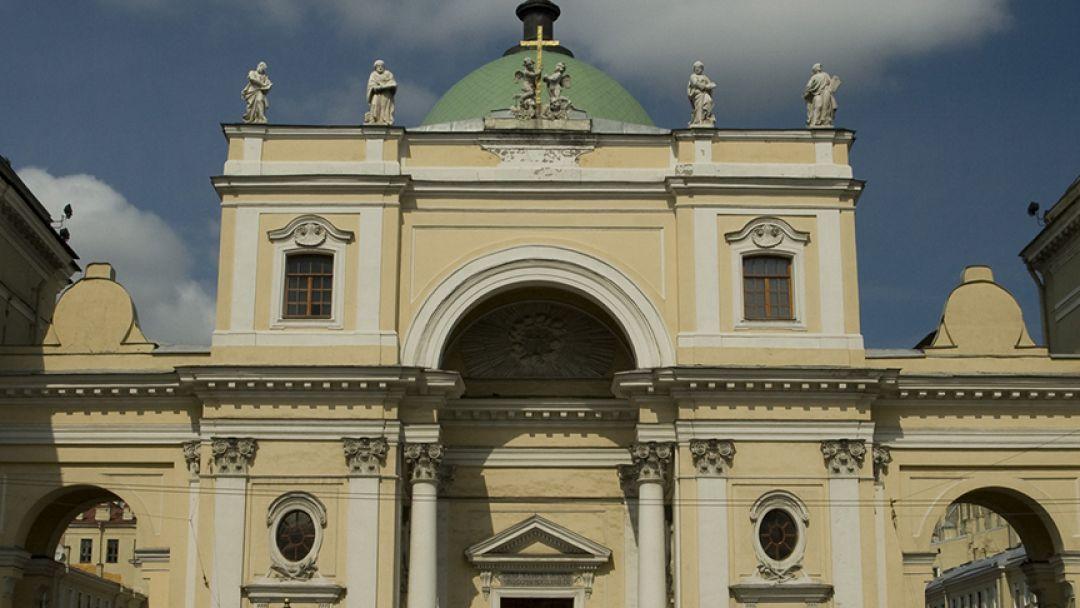 Инославные храмы Невского проспекта - фото 3