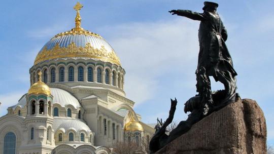Экскурсия Петергоф - Кронштадт в Санкт-Петербурге