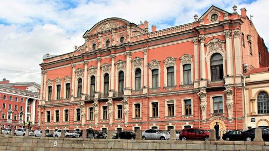 Экскурсия Дворянские усадьбы вдоль Фонтанки в Санкт-Петербурге