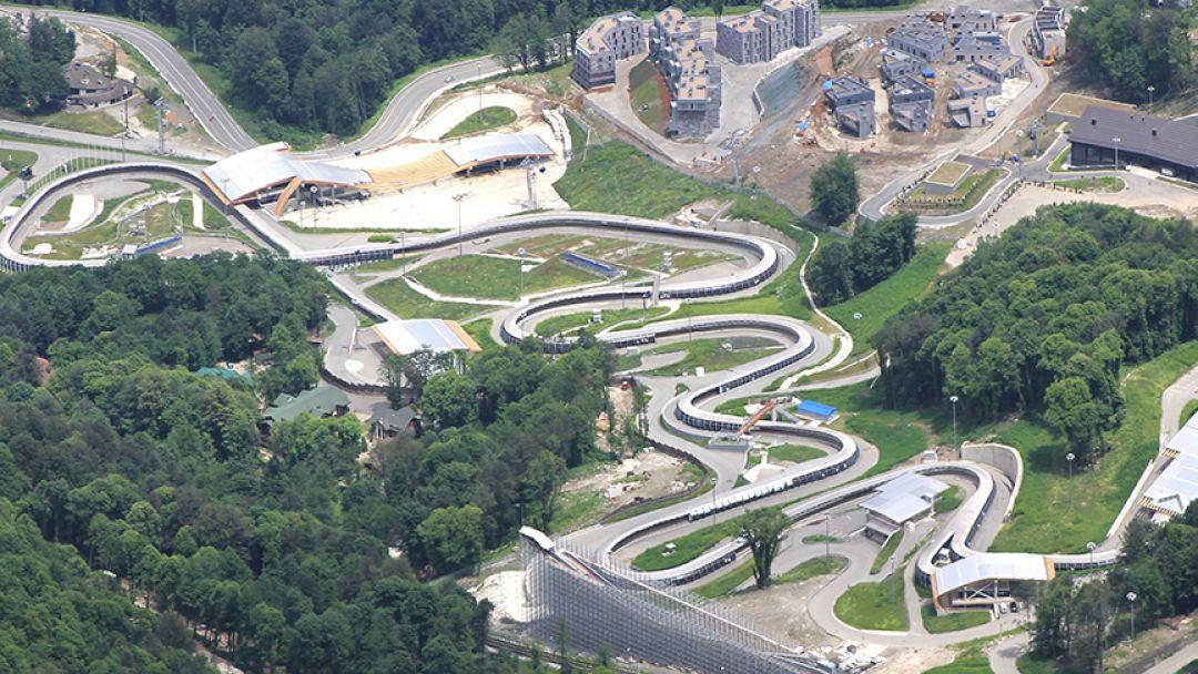 Экскурсия на Олимпийскую санно-бобслейную трассу - фото 3