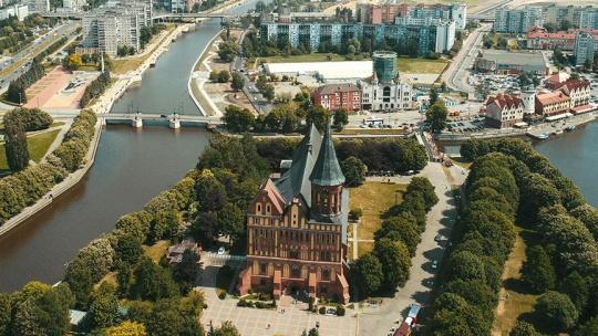 Экскурсия Взятие Кёнигсберга по Калининграду